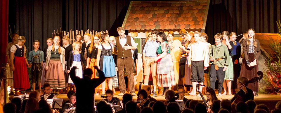 Oper <br/> Hänsel und Gretel